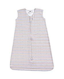 Baby Girls and Baby Boys Safe Sleep Wearable Jersey Sleeping Bag, 1-Pack