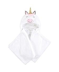 Hooded Plush Blanket, One Size