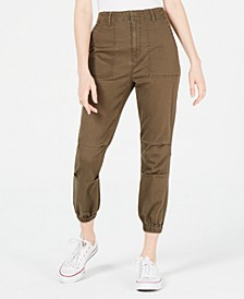 Love, Fire Juniors' Slim Utility Cargo Pants