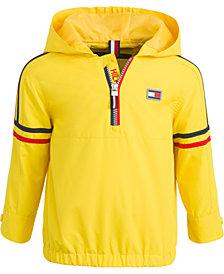 Tommy Hilfiger Baby Boys Hooded Windbreaker Jacket