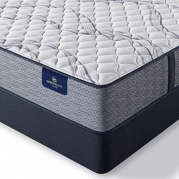 """Serta Perfect Sleeper Trelleburg II 12.5"""" Extra Firm Mattress Set - Full"""