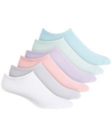 HUE® 6-Pk. Super-Soft Liner Socks