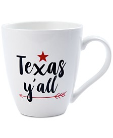 Pfaltzgraff Texas Y'all Mug