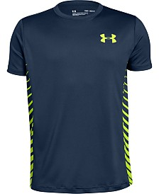 Under Armour Big Boys MK1 Logo T-Shirt