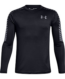 Under Armour Big Boys MK1 Long-Sleeve T-Shirt