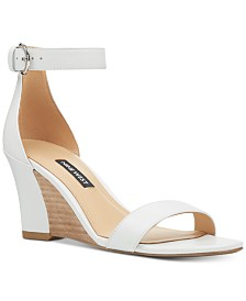 Nine West Sloane Wedge Sandals