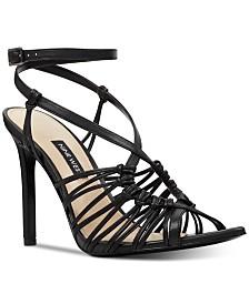Nine West Gagnant Strappy Dress Sandals