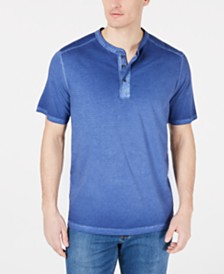 Tommy Bahama Men's Henley Shirt