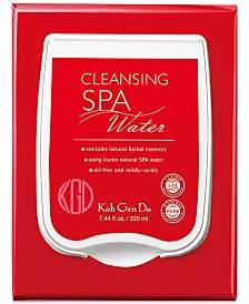 Koh Gen Do Cleansing Water Cloths, 1-Pk. (40 Cloths)