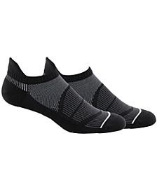 Men's 2-Pk. Prime Tabbed No-Show Socks