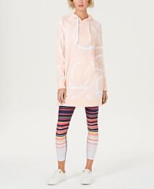 Calvin Klein Performance Logo Hoodie Dress