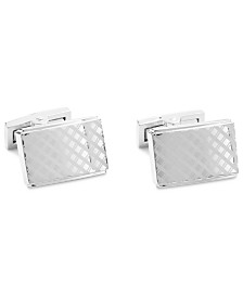 Ryan Seacrest Distinction™ Men's Kip Cuff Links, Created for Macy's