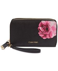 Calvin Klein Travel Wallet