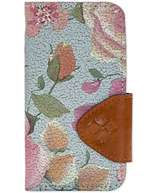 Patricia Nash Brenna Printed Leather iPhone 10 Case