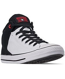 Men's Chuck Taylor All Star High Street Casual Sneakers from Finish Line