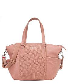 Babymel Anya Faux Leather Diaper Bag