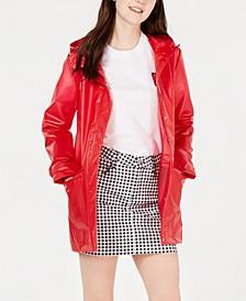 Women's Transparent Raincoat