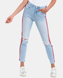 Jordache Distressed Molly Skinny Jeans