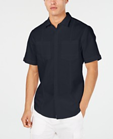 Sean John Men's Philip Woven Shirt