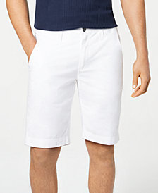 """INC Men's 10"""" Derryl Chambray Shorts, Created for Macy's"""
