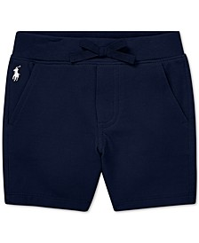 Ralph Lauren Baby Boys Cotton Mesh Pull-On Shorts