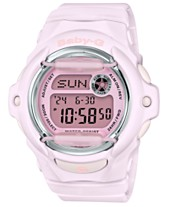 ca29c8a56993 Baby-G Women s Digital Lavender Resin Strap Watch 42.6mm