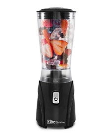 Elite Cuisine 14 Ounce Personal Drink Blender