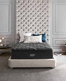 "Beautyrest Black K-Class 17.5"" Firm Pillow Top Mattress - Queen"