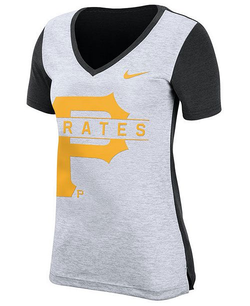 Nike Women's Pittsburgh Pirates Dri-FIT Touch T-Shirt