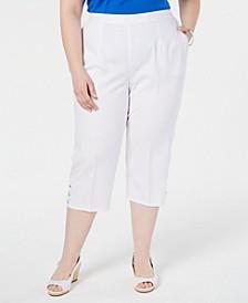 Plus Size Waikiki Cropped Pants