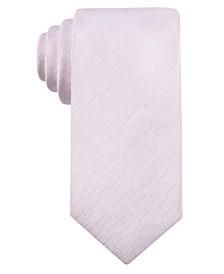 Men's Seasonal Solid Slim Tie, Created for Macy's