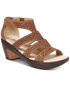 JBU by Jambu Bianca Wedge Sandals