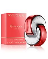 Receive a Complimentary Deluxe Mini with large spray purchase from the BVLGARI Womens fragrance collection