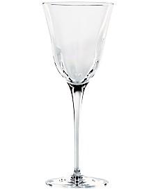Vietri Optical Clear Water Glass