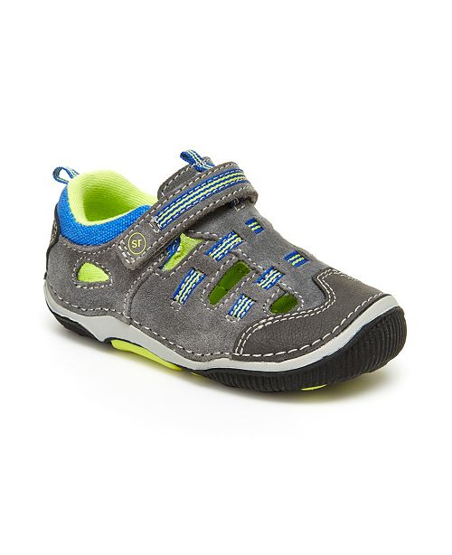 045c25593f2b Stride Rite Toddler Boys SRTech SRT Reggie Sneaker Sandals   Reviews ...
