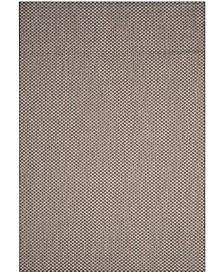"Safavieh Courtyard Light Brown and Light Gray 5'3"" x 7'7"" Sisal Weave Area Rug"