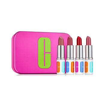 Clinique 5-Piece Plenty Of Pop Lipstick Set