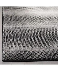 Safavieh Lurex Black and Ivory 8' x 10' Area Rug