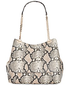 I.N.C. Trippii Chain Tote, Created for Macy's