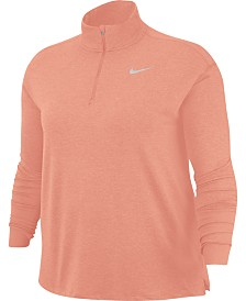 Nike Element Plus Size Running Top
