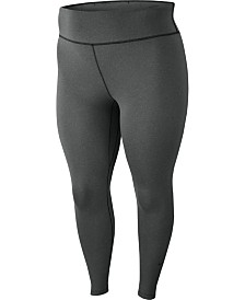 Nike One Plus Size Training Leggings