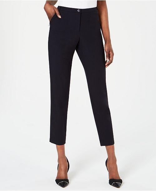 Calvin Klein Cropped Skinny Pants