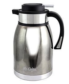 Mr. Coffee Colwyn 2 Quart Thermal Coffee Pot