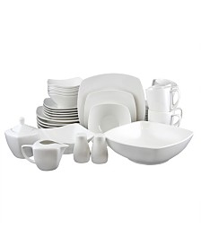 Zen Buffetware 39 Piece Dinnerware Set