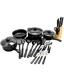 Chef Du Jour Kitchen Combo Set, Set of 32
