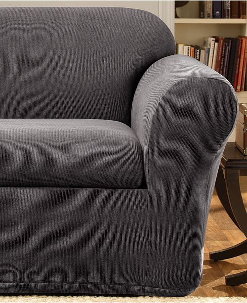 Sure Fit Stretch Metro 2-Piece Slipcover Collection & Reviews ...