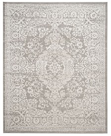Princeton Gray and Beige 8' x 10' Area Rug
