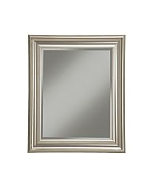 Martin Svensson  Champagne Silver Wall Mirror