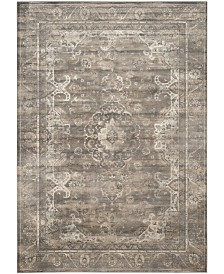 "Safavieh Vintage Soft Anthracite 8' x 11'2"" Area Rug"