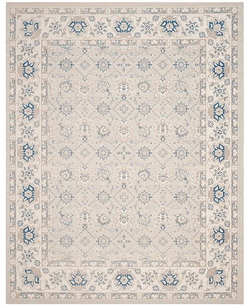 Safavieh Patina Light Blue and Ivory 8' x 10' Area Rug